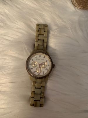 Michael Kors Bone Watch for Sale in Crozet, VA