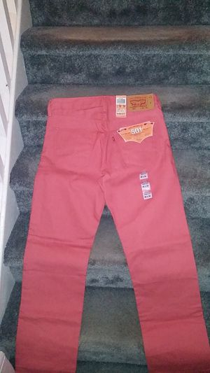 Men's Levi's 501 32/34 size jeans for Sale in Columbus, OH