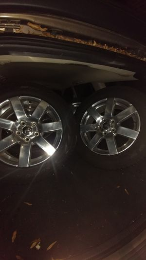 """Jeep Cherokee 18"""" wheels for Sale in High Point, NC"""