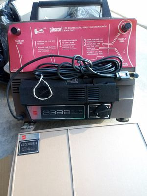 8MM Dual projector GAF 2388 for Sale in North County, MO