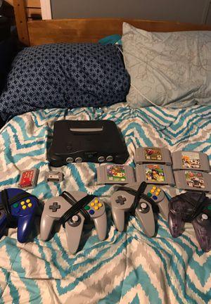 Nintendo 64 for Sale in Sanger, TX