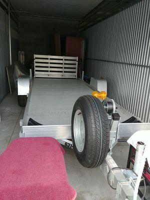 14' a luma utility trailer for Sale in West Palm Beach, FL