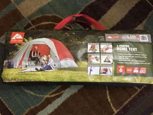 Ozark Trail 6 Person Tent for Sale in San Gabriel, CA