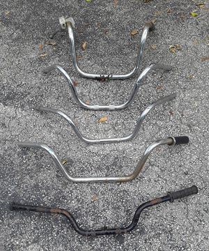 Harley Davidson Motorcycle Handle Bars Lot *$30 For Everything in Pic* for Sale in Miramar, FL