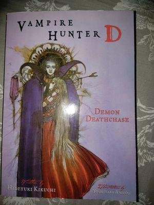 Vampire Hunter d demon deathchase for Sale in Newnan, GA