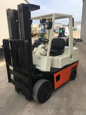 Nissan Forklift 5000 lbs for Sale in Dallas, TX