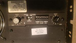QSC CX12T POWER AMPLIFIER for Sale in Roseville, MI