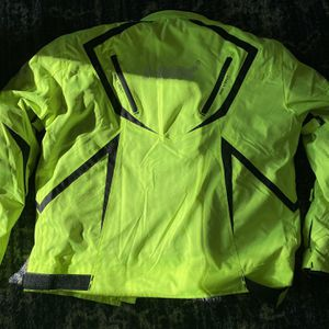 Yellow Mens Motorcycle Jacket for Sale in Columbia, SC
