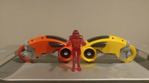 Tron Lightcycle's and action figure! for Sale in Salt Lake City, UT