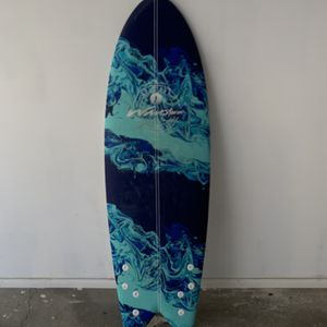 "Wavestorm 5'8"" Retro FishTail Surfboard for Sale in Los Angeles, CA"