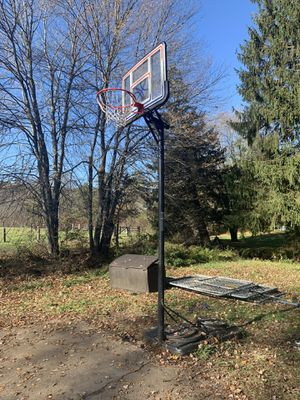 Basketball hoop for Sale in Haddam, CT