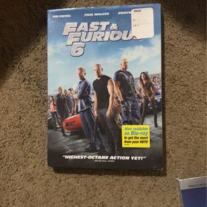Fast & Furious 6 for Sale in Linden, CA