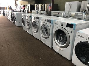 Washer and dryer for sell for cheap down payment for Sale in Garfield, NJ