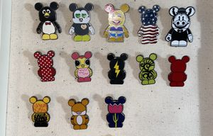 Vinylmations Disney pins for Sale in Diamond Bar, CA