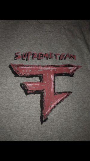Faze x Supreme Shirt for Sale in Fresno, CA