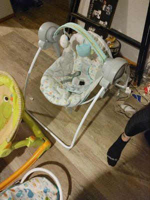 Baby swing for Sale in Godfrey, IL