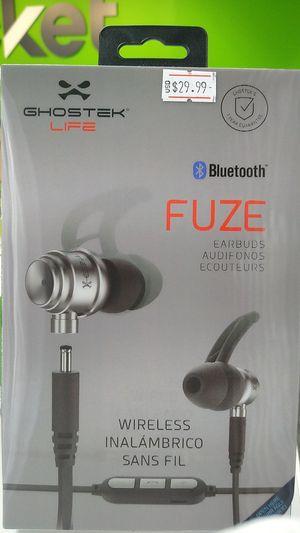 Ghostek Life BT Fuze Earbuds for Sale in Wausau, WI
