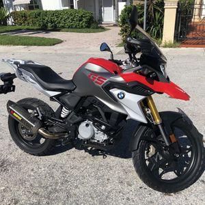 2019 BMW GS 310 - LIKE NEW !! UNDER WARRANTY !! MANY EXTRAS for Sale in Miami, FL