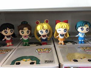 Funko Sailor Moon Mini Figured for Sale in Hutto, TX