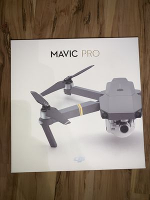 Brand new sealed mavic PRO drone DJI for Sale in Beverly Hills, CA