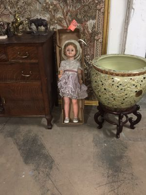 Antique Doll Large Size for Sale in Whittier, CA