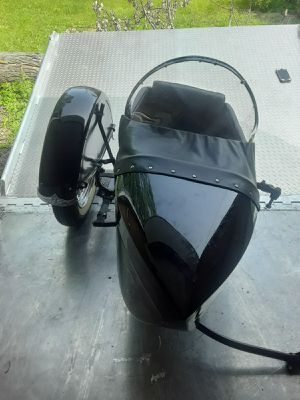 Restored motorcycle side cart for Sale in Westland, MI
