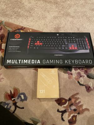 Brand New Gaming Keyboard And Mouse. In The Box. for Sale in Laurel, MD