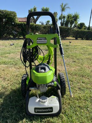 GREENWORKS PRESSURE WASHER for Sale in Fontana, CA
