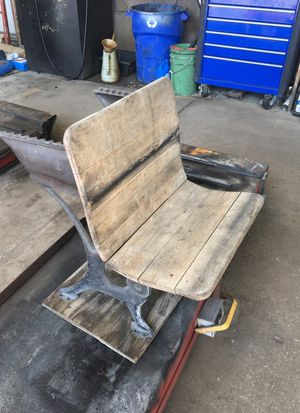 Antique desk chair for Sale in Houston, TX