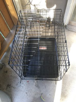 Pet cage used it only one time for Sale in San Antonio, TX