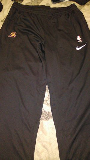 Nike NBA Lakers workout pants for Sale in Redondo Beach, CA