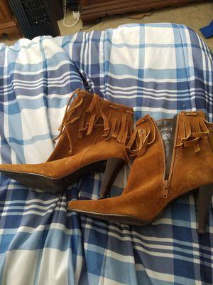 Fringe boots for Sale in Overland Park, KS