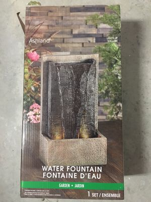 Water Fountain NEW for Sale in Haines City, FL