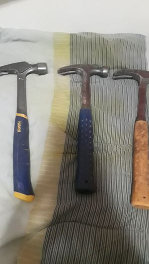 three hammers very good $50 cash for Sale in Boston, MA