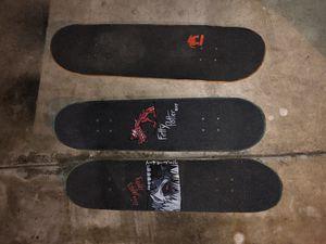 Skateboard Decks for Sale in Tracy, CA