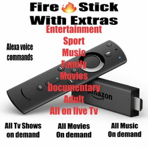 Fire stick for Sale in Tampa, FL
