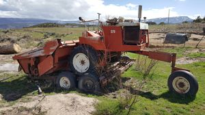 Swather with trailer $600 for Sale in Mesa, CO