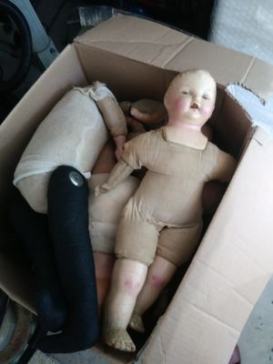 Antique Doll Parts for Sale in Greenville, SC