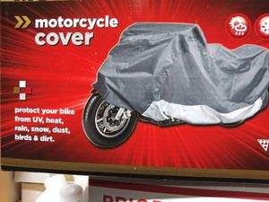 Motorcycle cover prices are firm for Sale in Santa Fe Springs, CA