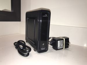 ARRIS SURFboard Modem & Wireless Router (SBG6580) for Sale in Chicago, IL