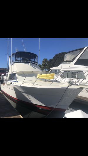 Chris Craft Sport Fisher 37 foot for Sale in San Dimas, CA