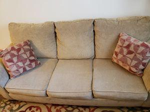 Queen Sofa Sleeper (Ashley) for Sale in Frisco, TX