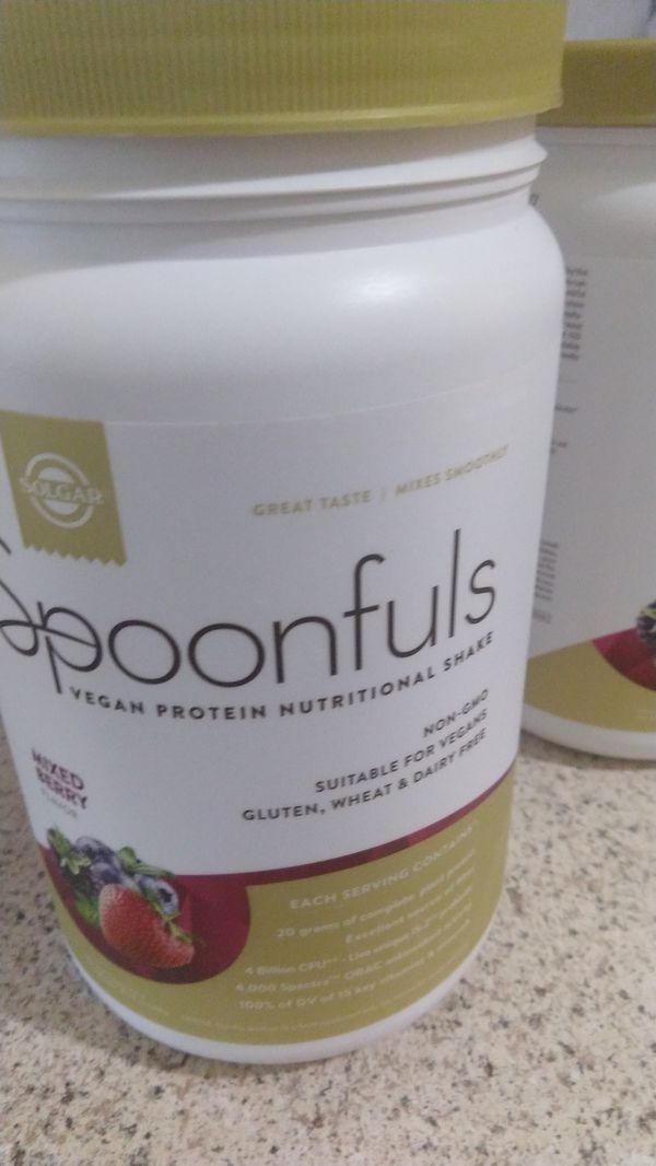 Free!!! Spoonfuls vegan protein nutritional shake
