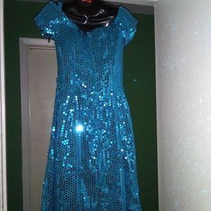 Sequins Dress Size 7 for Sale in Alexandria, VA