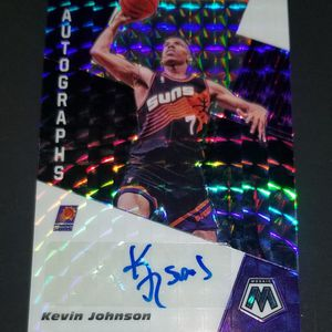 Kevin Johnson autographed card🔥 for Sale in El Mirage, AZ