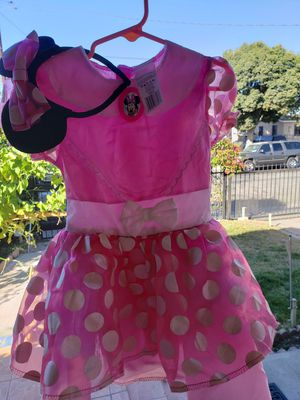 Minnie mouse Halloween costume size 2t for Sale in Los Angeles, CA