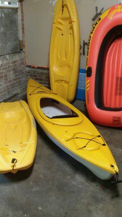 Kayaks 3 for Sale in Northbridge,  MA