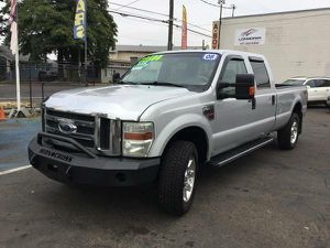 2008 FORD F-350 SUPER DUTY TURBO DIESEL CREW CAB LONG BED PRICE DROP for Sale in Portland, OR