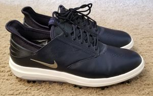 New Men's Nike Zoom Air Golf Shoes Midnight Blue/White Men's size 10 for Sale in McMinnville, OR