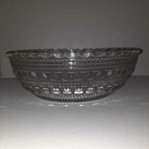 """Antique Early Pressed Glass Bowl 9.5"""" for Sale in Port Charlotte, FL"""